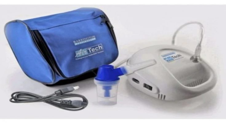 Carrying Your Nebulizer Device While On The Go With A Protected Carrying Case