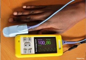 Pulse Oximeter For Nurses Is Made Specifically For Their Demanding Work Environment