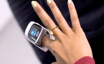 Pulse Oximeter Helps To Monitor Individuals With Emphysema