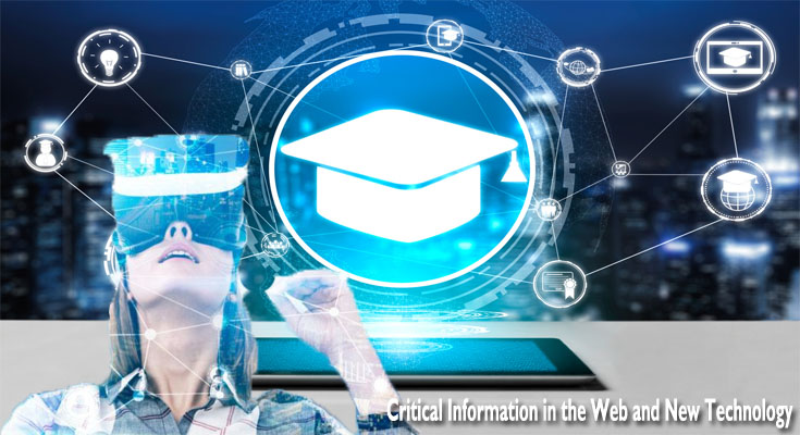 Critical Information in the Web and New Technology
