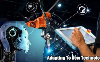 Adapting To New Technology - Adapting To New Technology Without Any Problems At All